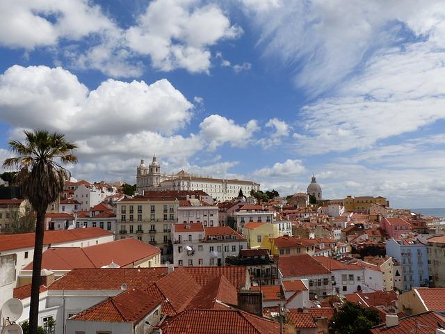 Lisbonne Portugal Europe Voyage