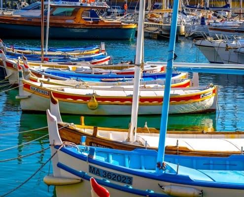 port de Cassis France Europe Voyage