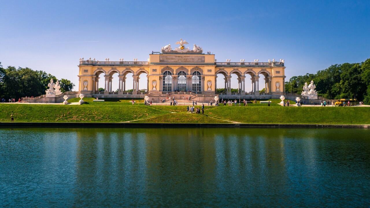 Palais Chateau de Shönbrunn et ses jardins