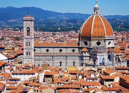Duomo de Florence Italie Europe Voyage
