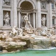 Fontaine de Trevi Italie Europe Voyage