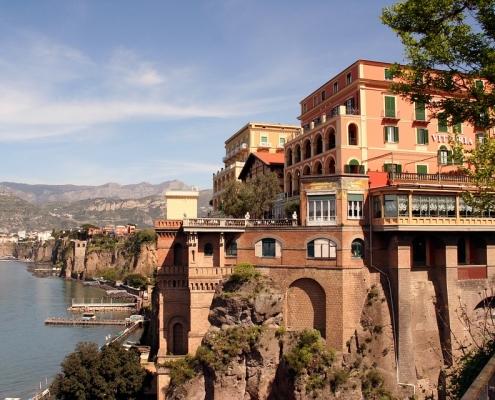 Sorrente Italie Europe Voyage