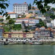 Vue de Porto Portugal Europe Voyage