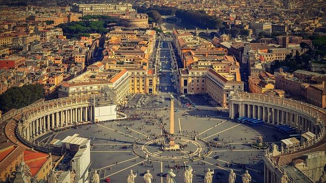 Le Vatican Italie Europe Voyage