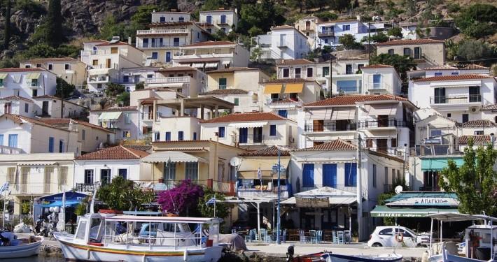 Poros Grèce Europe Voyage