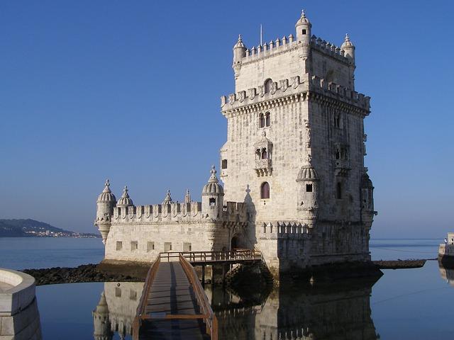 Tour de Belem Lisbonne Europe Voyage