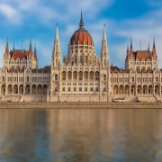Parlement de Budapest Hongrie Europe Voyage