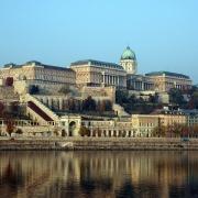Palais de Budavar, Budapest Europe Voyage