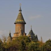 Basilique Timisoara Hongrie Europe Voyage
