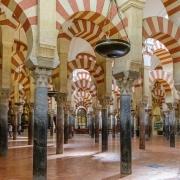 La grande mosquée de Cordoue Espagne Europe Voyage