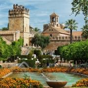 Cordoue Palais Espagne Voyage