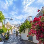 Alberobello Italie Europe Voyage