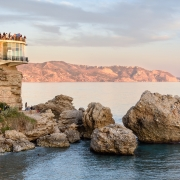 Balcon de Europe Nerja Espagne Voyage
