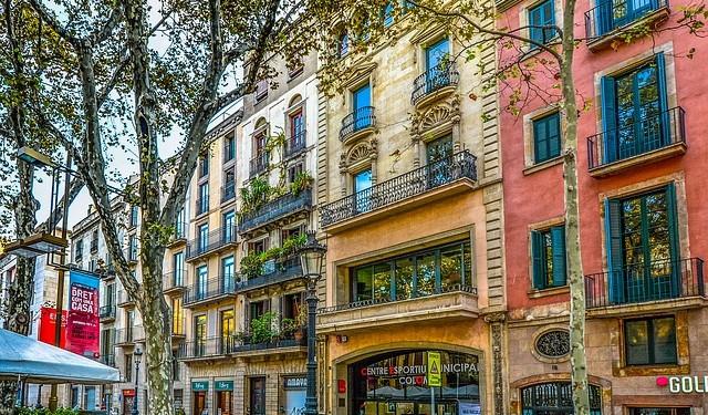 Barcelone Espagne Europe Voyage