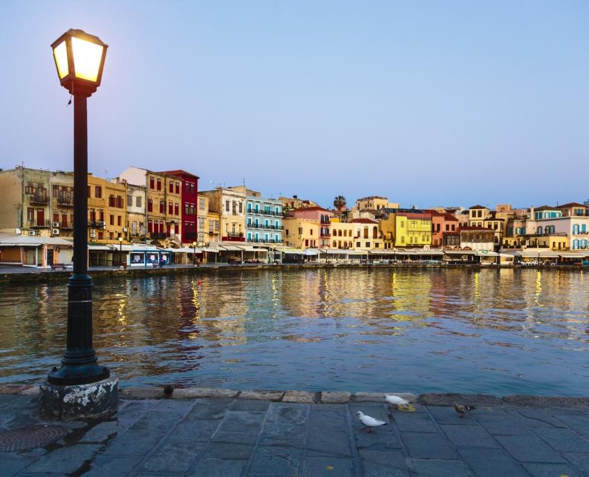 Chania Grèce Europe Voyage