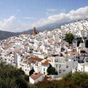 Competa Espagne Europe Voyage