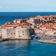 Dubrovnik Croatie Europe Voyage
