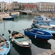 Port de Syracuse Sicile Italie Europe Voyage
