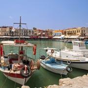 Port de Réthymnon Grèce Europe Voyage