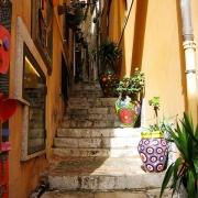 Torremolinos ruelle Espagne Europe voyage