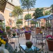 Villa Romeo Catane Sicile Italie Europe Voyage