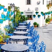 Village Blanc de Mijas Andalousie Espagne Voyage