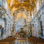 Eglise de San Framcesco à Mazara del Vallo ville de la province de Trapani Sicile Europe Voyage
