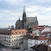 Brno République Tchèque Europe Voyage