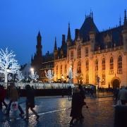 Bruges en Belgique Europe Voyage
