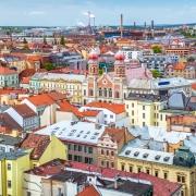 Grande mosquée Plzen République Tchèque Europe Voyage
