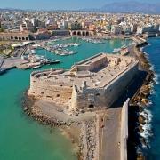 Héraklion Crète Europe Voyage