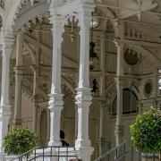 Karlovy Vary Centre Historique République Tchèque Europe Voyage