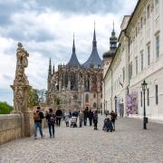 Kutna Hora République Tchèque Europe Voyage