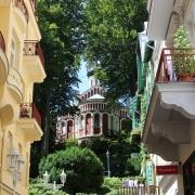 Marianske Lazne République Tchèque Europe Voyage