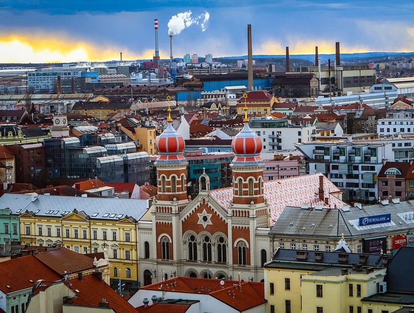 Pilsen République Tchèque Europe Voyage
