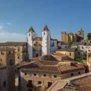 Caceres Espagne Europe Voyage