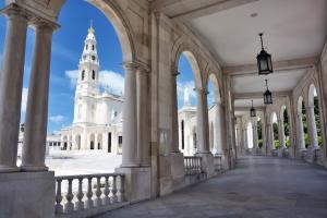 Sanctuaire Fatima Portugal Europe Voyage