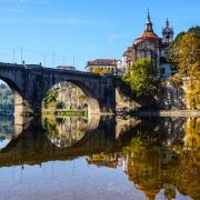 Amarante et son pont Portugal Europe Voyage