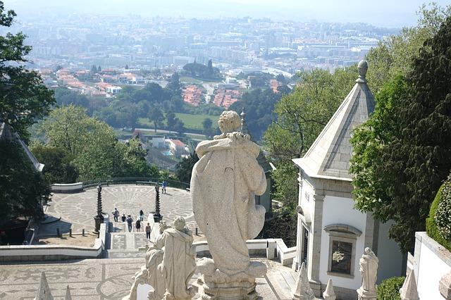 Braga Portugal Europe Voyage