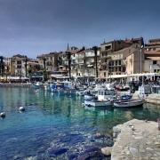 Calvi et son port Corse Europe Voyage
