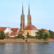 Panorama, Wroclaw Pologne Europe Voyage