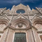Cathédrale de Sienne Europe Voyage