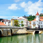 Ville de Tomar Portugal Europe Voyage