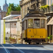 Lisbonne et ses tramways Portugal eEurope Voyage