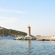 Port de Macinaggio Corse Italie Voyage