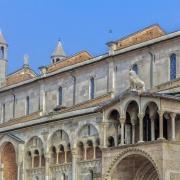 Monument de Modène, Italie Europe Voyage