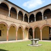 Cloitre Ferrare, Italie Europe Voyage