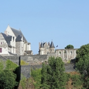 Angers France Europe Voyage