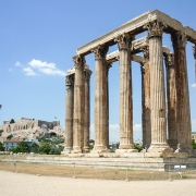 Acropole Athènes Europe Voyage