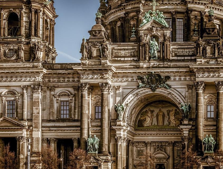 Cathédrale de Berlin, Allemagne Europe Voyage